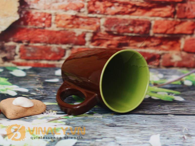 ly sứ cafe màu dành cho quán cafe