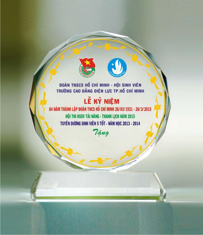 Quà tặng doanh nghiệp - Kỷ niệm chương