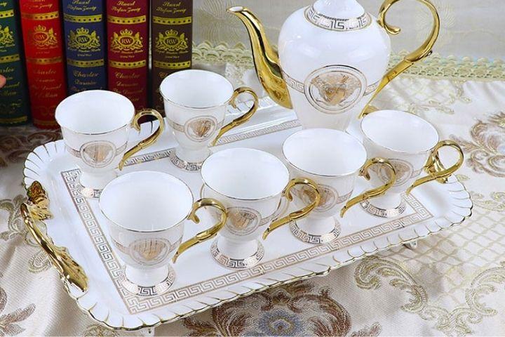 Bộ ấm trà đẹp giá rẻ