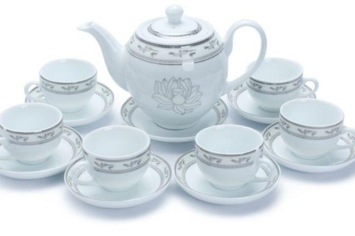 Bộ ấm chén uống trà cao cấp nhập khẩu