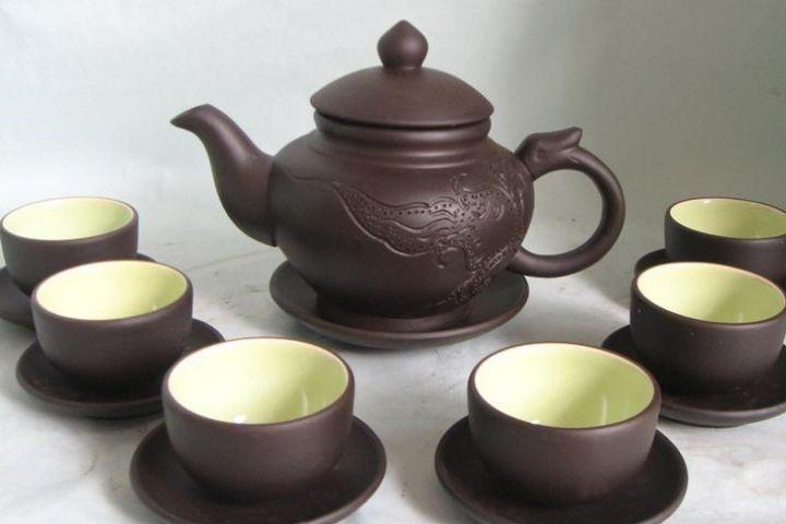 Bộ tách uống trà bát tràng