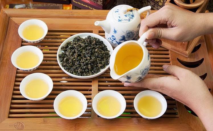 bộ ấm thưởng trà