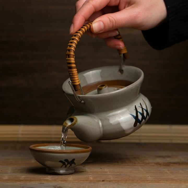 Bộ ấm trà nhật cao cấp
