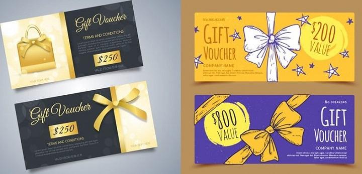 Gift Voucher - Quà tặng nhân viên thiết thực